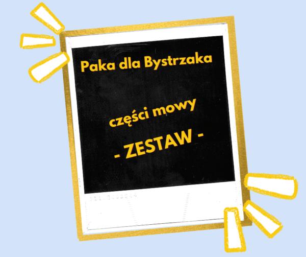 części mowy ZESTAW