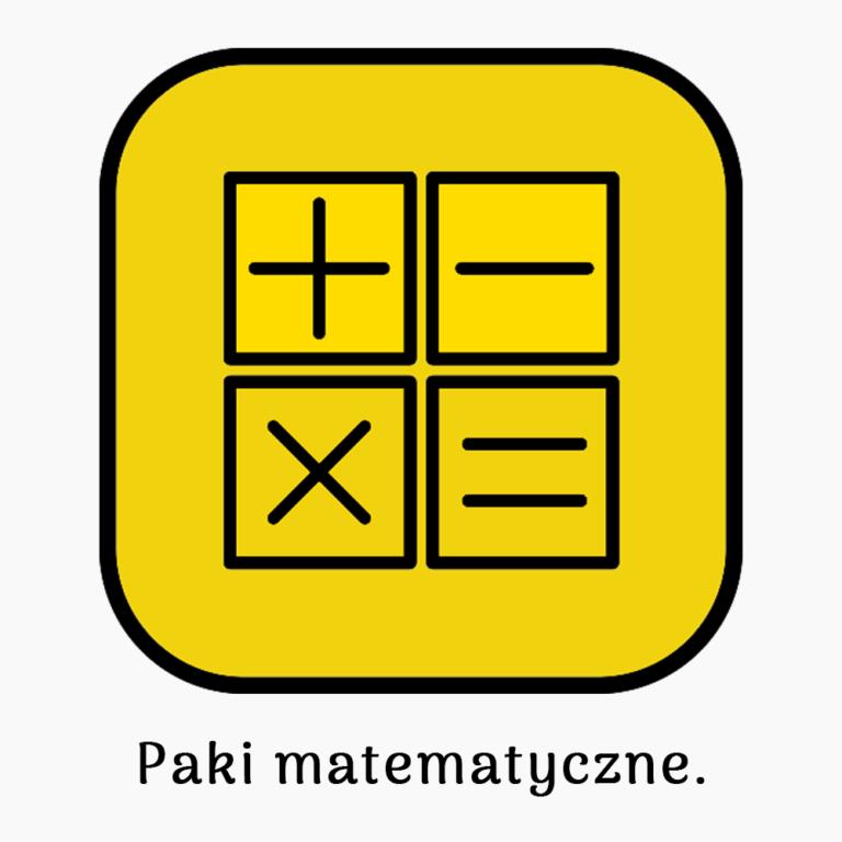 Paki matematyczne.