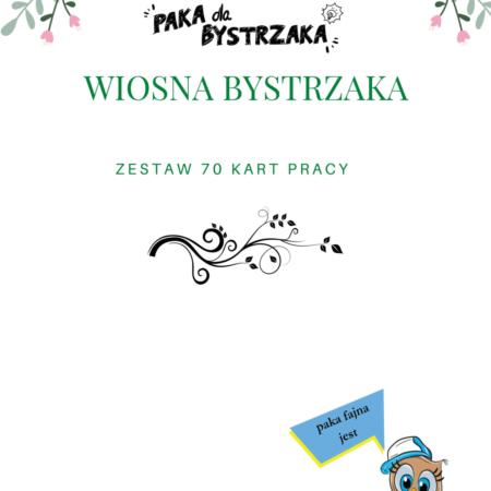 Wiosna Bystrzaka