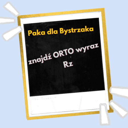 Zgadnij Ortowyraz Rz