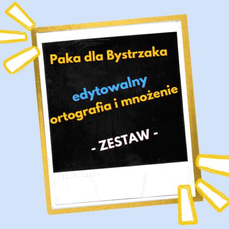 edytowalny ortografia i mnożenie