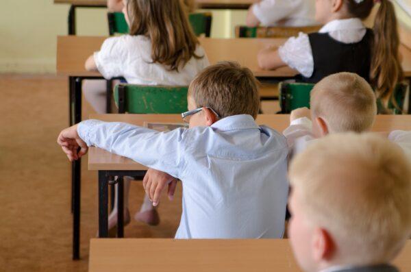 Dzieci, szkoła, początek