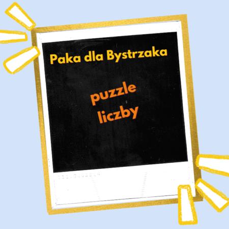 puzzle liczby
